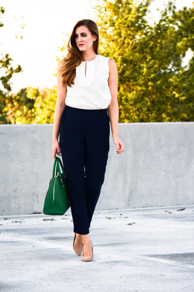 The Perfect Work Pant
