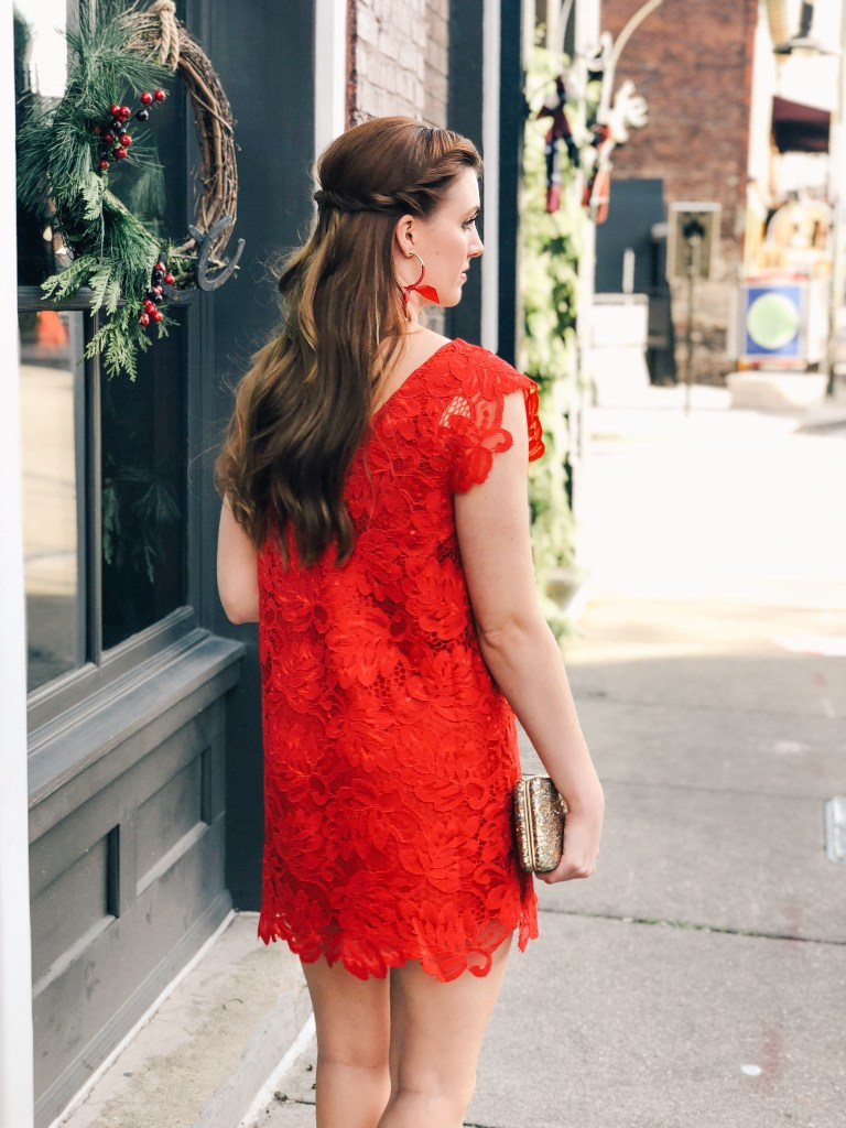 The Perfect Christmas Date Night Dress