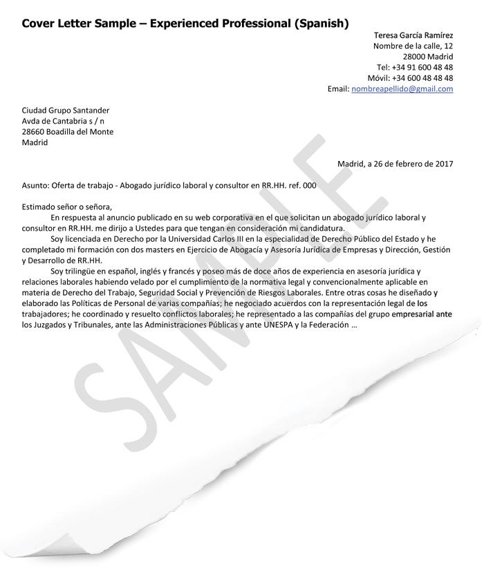Sample Cover Letter For Resume Relocation