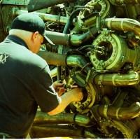 Bristol Hercules Engine