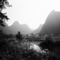 Cycling Around the Yangshuo Countryside