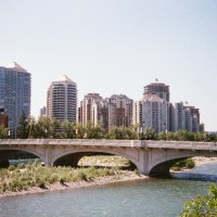Walk Along the Bow River #2