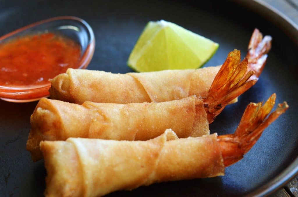 Mexican Egg Roll Appetizer Recipes