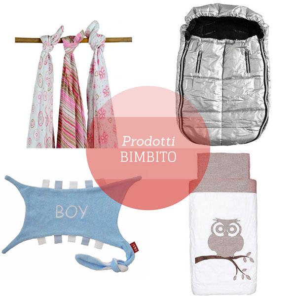 Esempi prodotti Bimbito