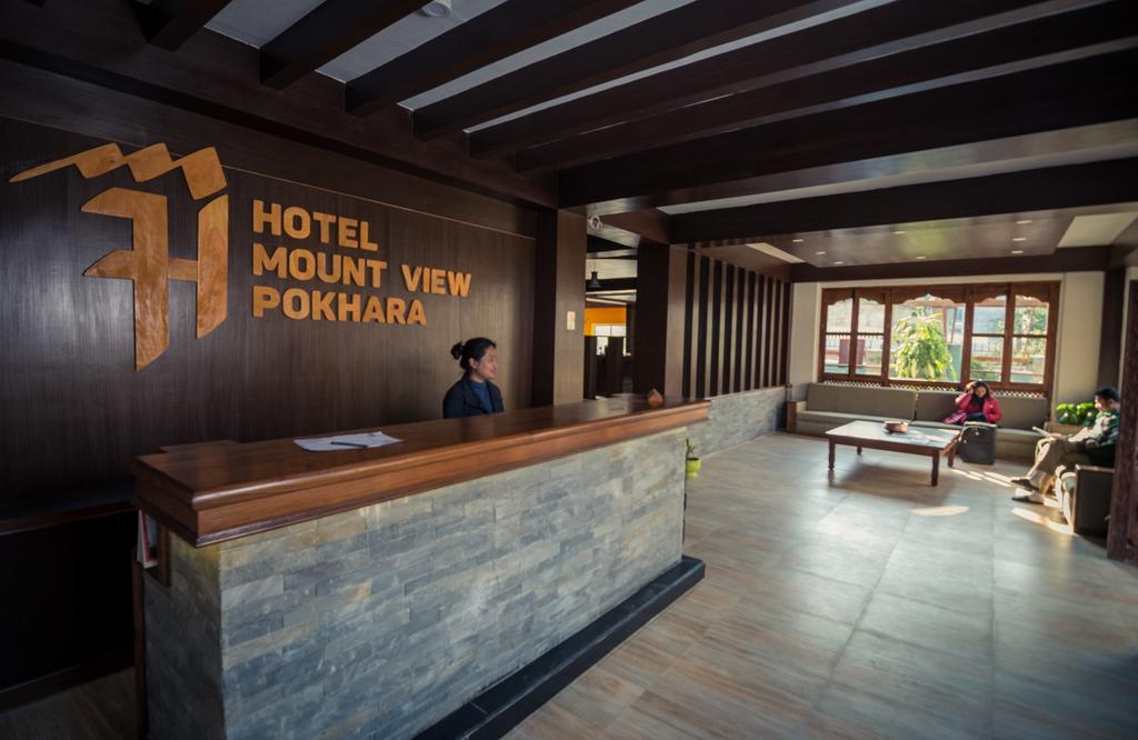 Hotel Mount View Pokhara 3 Star Hotel In Pokhara Going