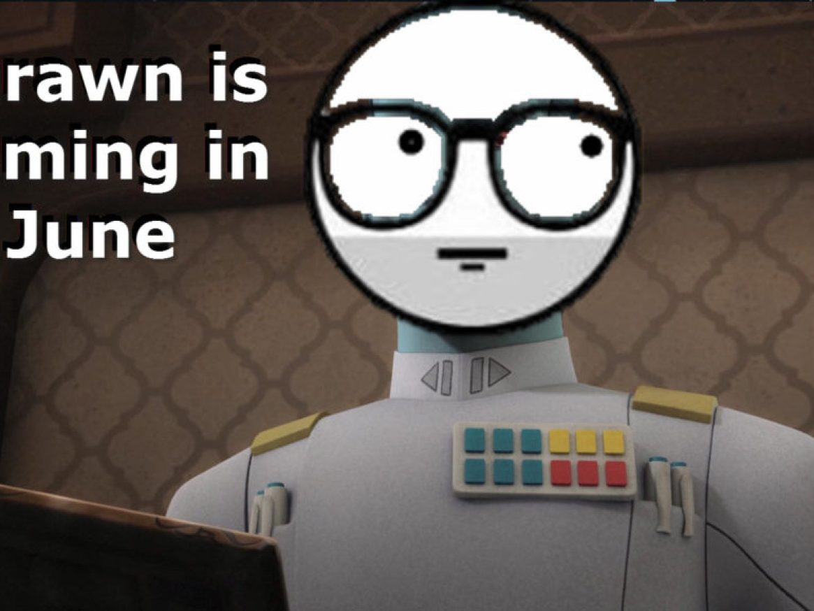 Thrawn in June