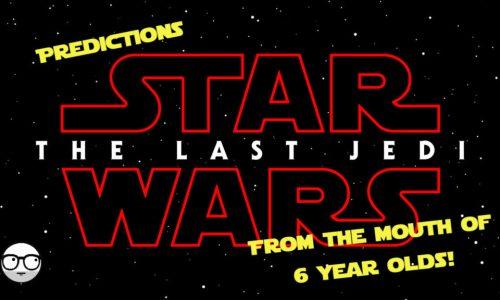 The last Jedi Predictions