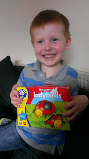 Orchard Toys Ladybirds game
