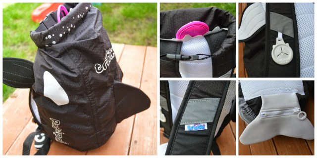 Features of Trunki Paddlepak