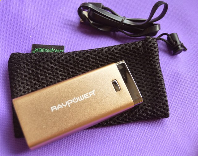 RAVpower battery charger