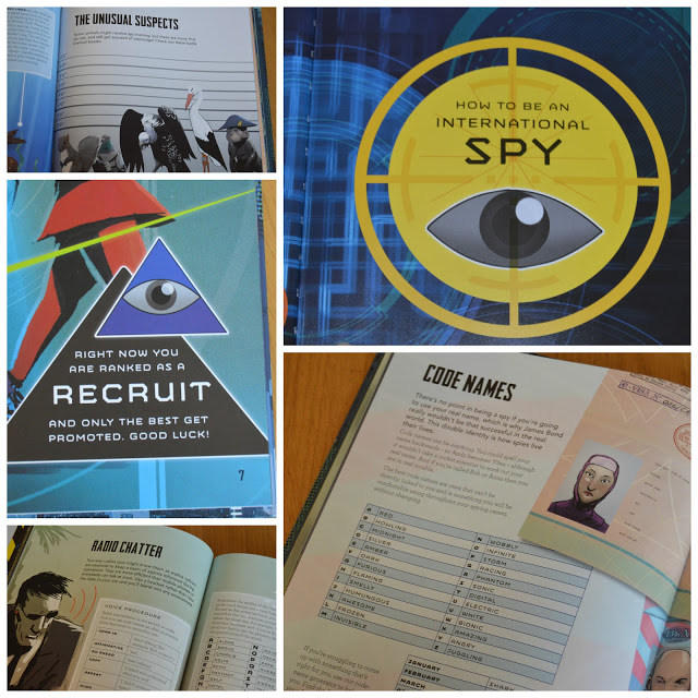 How to be an international spy - Lonely Planet Kids