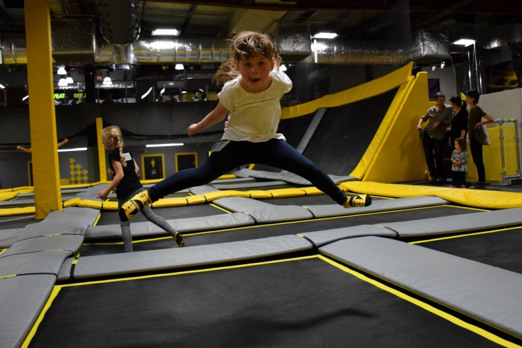 FREEDOME trampolines