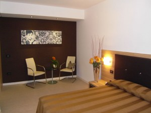 Ambra room