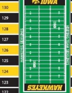 Black and gold spirit game seating chart kinnickstadium iowa football also colors for the go rh goiowaawesome