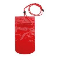 funda waterproff roja
