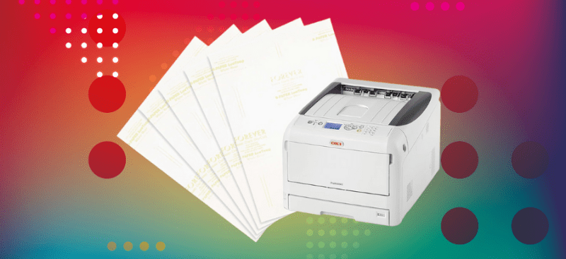 Heat Transfer Paper and Printer