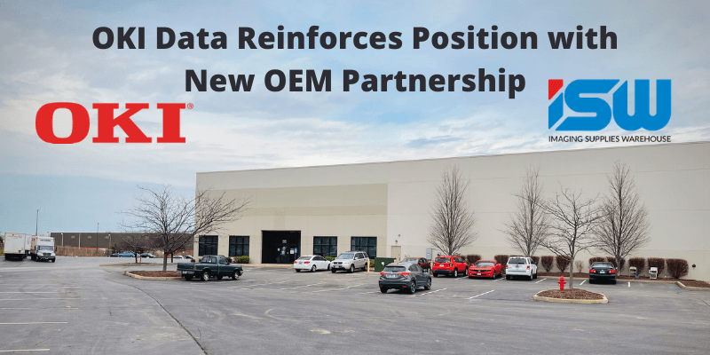 OKI Data Reinforces Position with New OEM Partnership