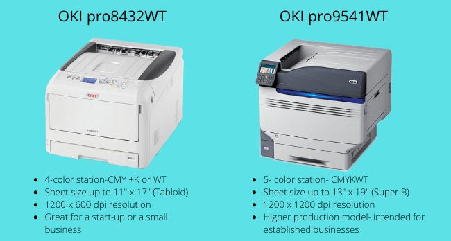 8432 & 9541 Quick Comparison