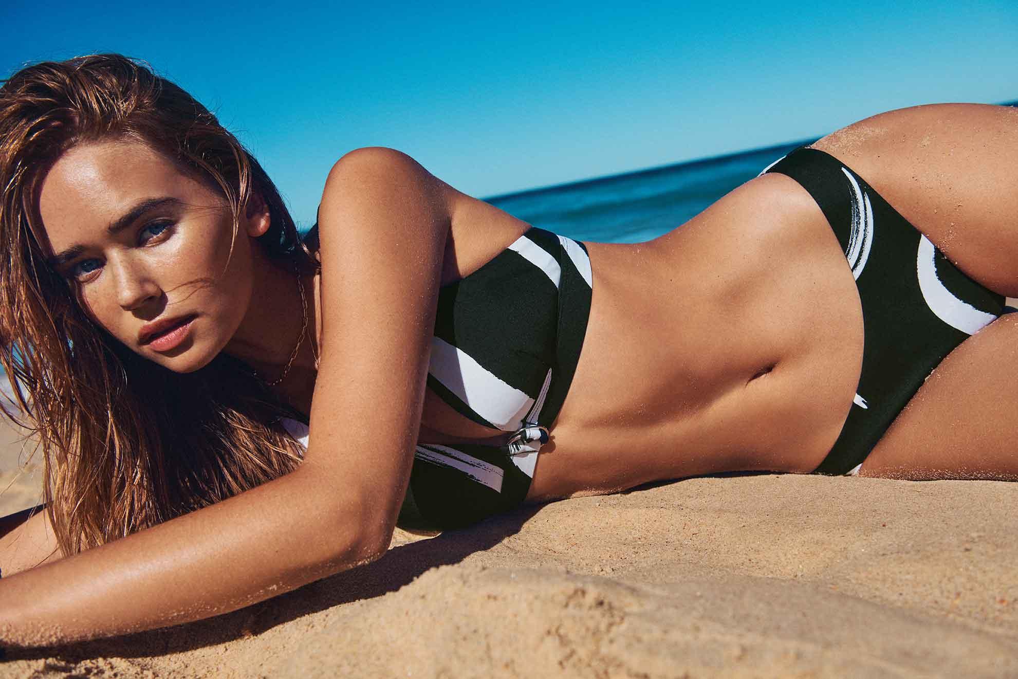 Seafolly bikini 2021 estampado abstracto
