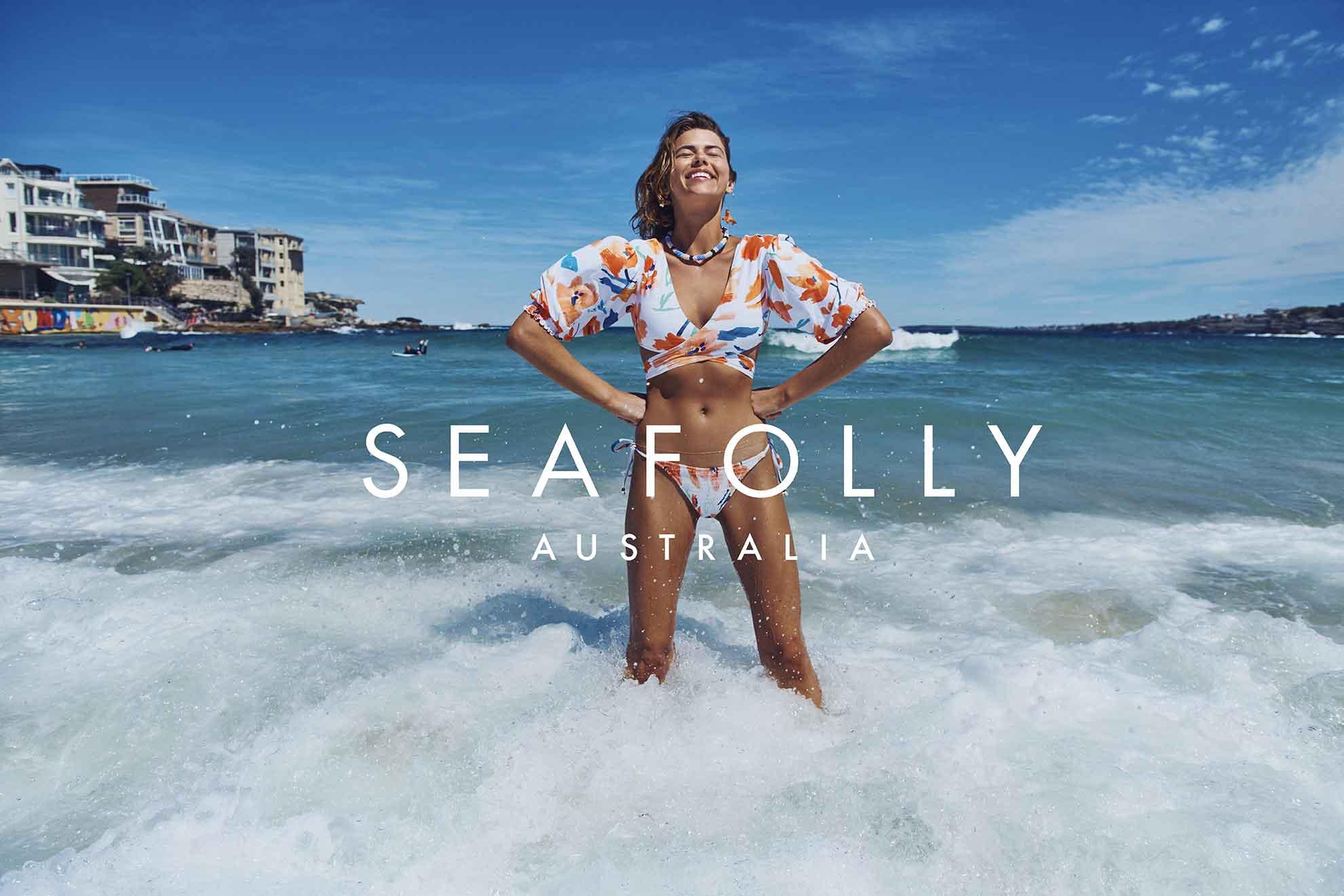 Seafolly bikini boutique Donostia