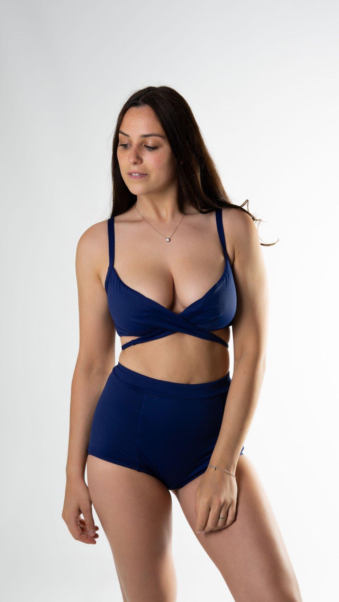 Sujetador copa especial bikini