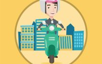 bike and scooter sharing app