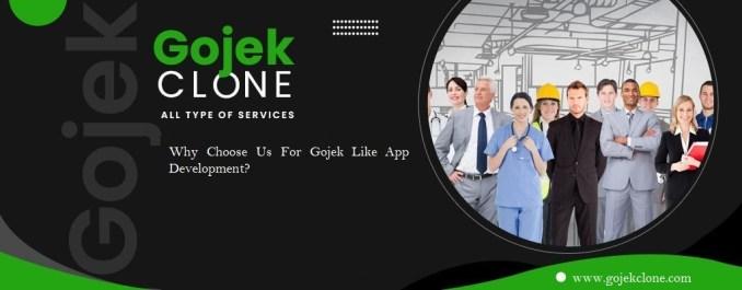 Gojek Clone App