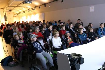 Predavanja u Podzemnom gradu NP Paklenice