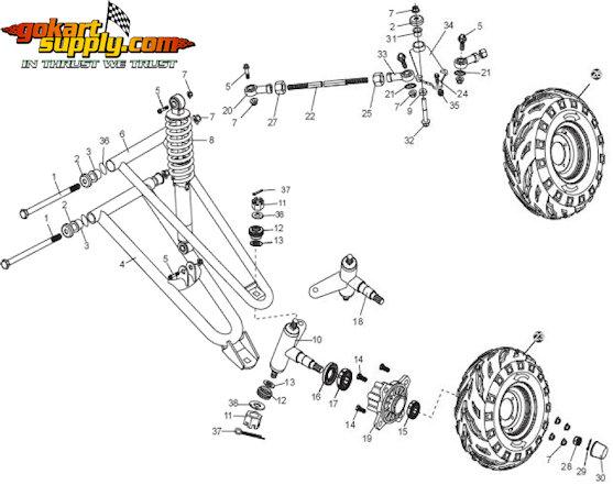 Helix 150cc Go Kart Wiring Diagram. Wiring. Wiring Diagram