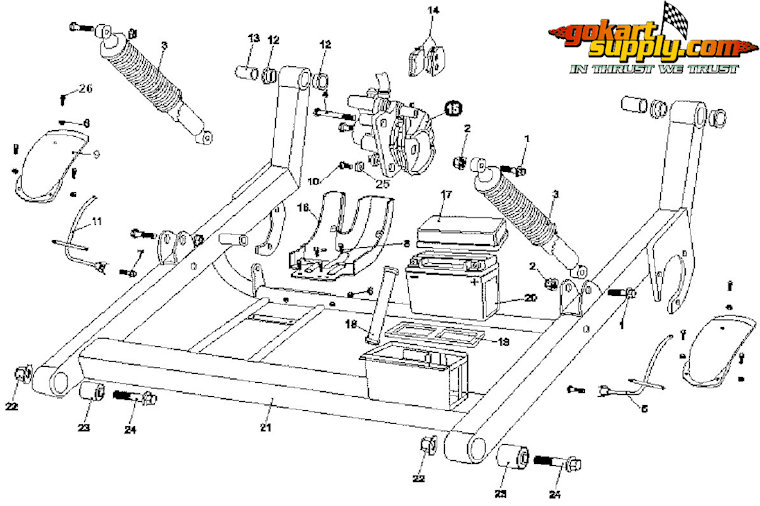 Fox Carbide 150cc Go Kart Wiring Diagram. Twister 150 Go