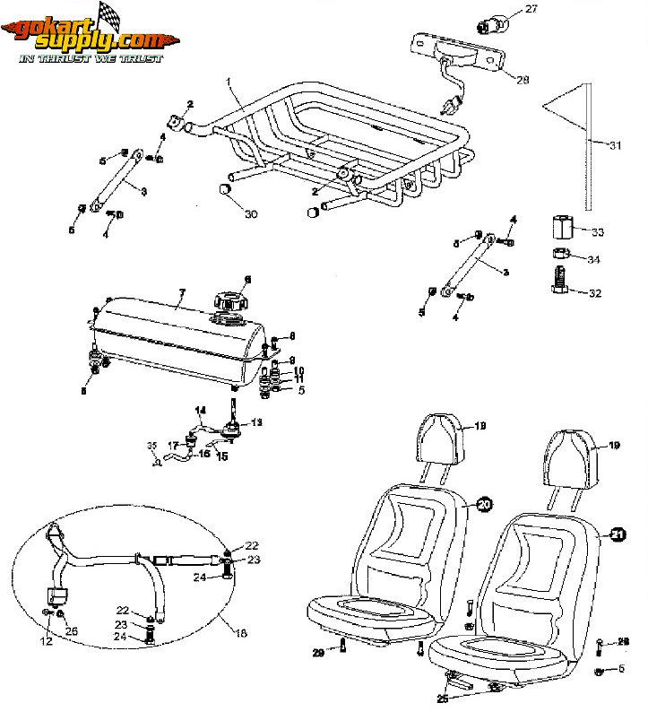 Carbide 150cc Parts. Engine. Wiring Diagram Images