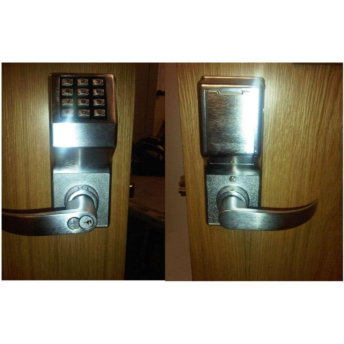 Trilogy T2 DL2700 DL2700WP Digital Commercial Keypad Lock
