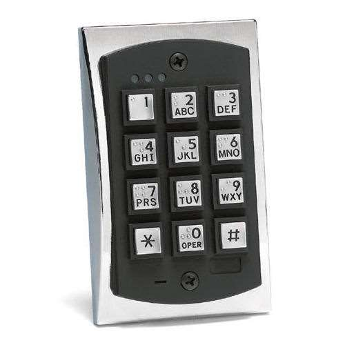 Yale System Security High Alarm
