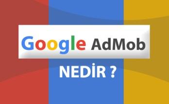 google-admob-nedir