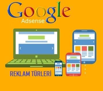 Adsense Reklam Türleri Arasında En Çok Para Kazandıran Reklamlar -gökhan eryiğit google adsense danışmanı