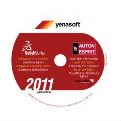 Yenasoft Eğitim DVD'si