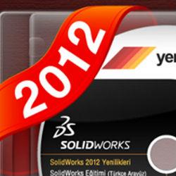 Solidworks 2012 Ücretsiz Eğitim DVD'si