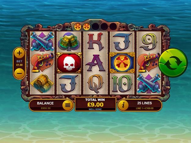 Boom Pirates Gokkast Nederland