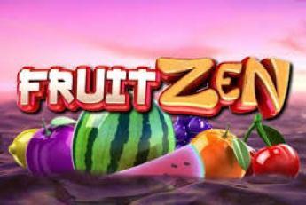 Betsoft online casino spel Fruit Zen