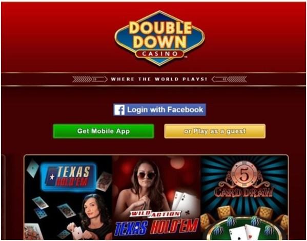 Hoe speel je met de Double Down Casino-app