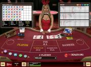 Live dealer - Baccarat