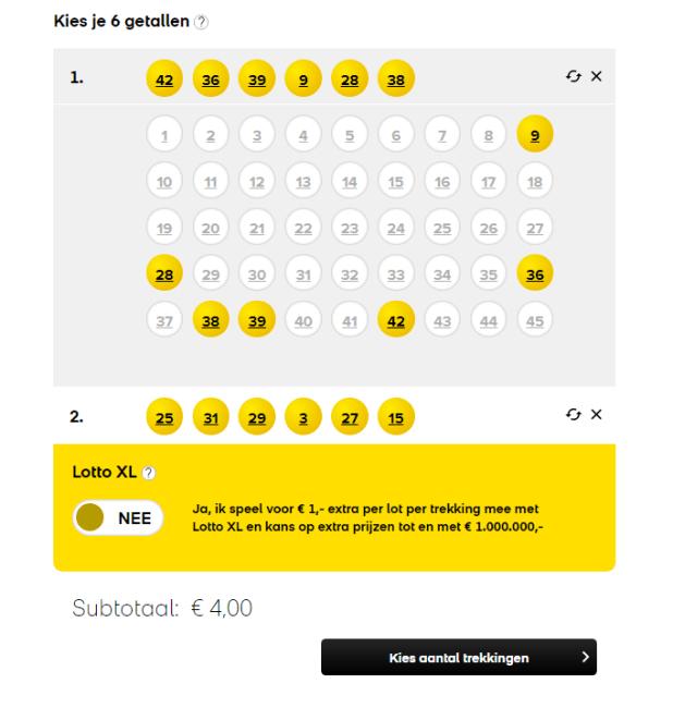 De Lotto.Nl
