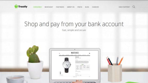 Trustly zorgt voor een veilige betaling naar en van online gokkasten