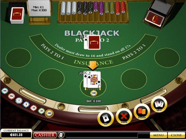 Hoe is Blackjack ontstaan