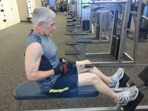 Rich Freedman, Master Fitness Trainer