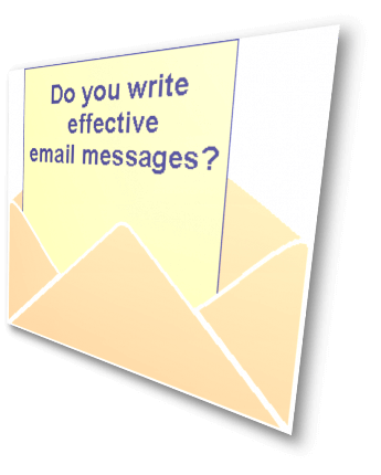 effective email messages