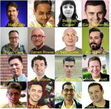 top internet marketing gurus