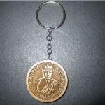 Kabaka Sir Edward Muteesa Key Chain