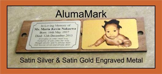 AlumaMark Metal Engraving