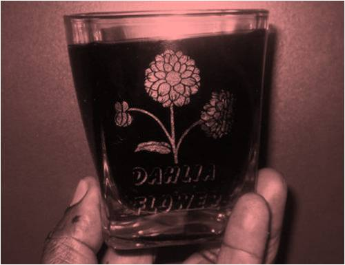 Drinking Glass Engraving